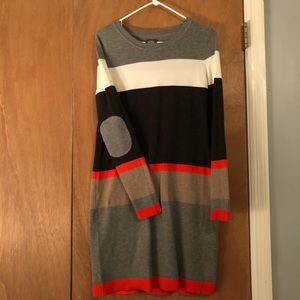 Vince Canute sweater dress